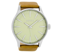 Timepieces Kamel/Grün Uhr C8560