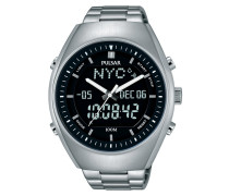 Stahl Herren Uhr PZ4011X1