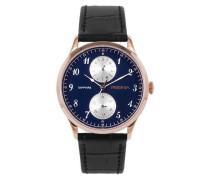 Herren Traveller Vigorous Blue Uhr P.1903