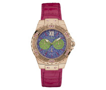 Ladies Trend Rose Uhr W0775L4