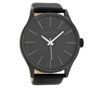 Timepieces Schwarz/Schwarz Uhr C8564