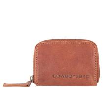 Purse Holt Cognac Reißverschluss-Mappe 1517-000300-N