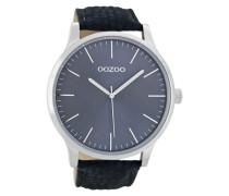 Timepieces Dunkelblau Uhr C8537