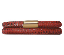 Jennifer Lopez Collection 1052 Red Reptile Armband