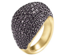 Nyxia Black Gold Ring ESRG02034D170