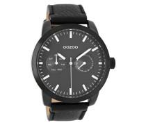 Timepieces Schwarz Uhr C8259 ( mm)