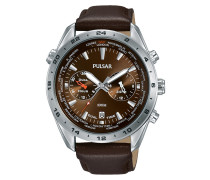 Herren Dual Time Ss Uhr PY7013X1