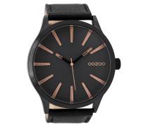 Schwarz Uhr C9043