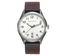 Silver Uhr ES109191001