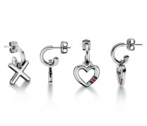 X Heart Box Set Ohrringe TJ2700808