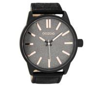 Timepieces Schwarz/Rose Uhr C7858 ( mm)