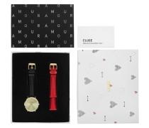 Minuit Amour Gift Box Gold Uhr CLG001