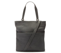 Buffed Leather Grey Schultertasche 2820100012020-M