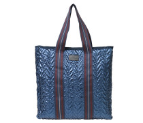 Rellana Metallic Classic Navy Shopper 1710450003-200