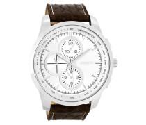 Timepieces Braun/ZIlver Uhr C7825 ( mm)