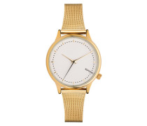 Estelle Royale Gold White Uhr KOM-W2865