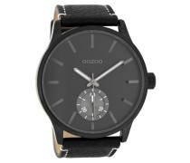Timepieces Schwarz Uhr C8214 ( mm)