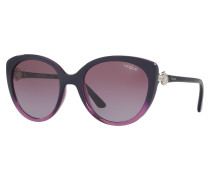 Top Violet Gradient Violet Sonnenbrille VO5060S24138H