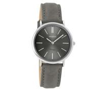 Vintage Grau Uhr C8823