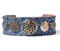Original Midnight Blue Salmon Armband WBS-355-22-M