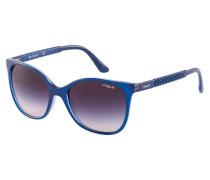 Sonnenbrille Top Dark Blue/Violet Trans VO5032S 238436