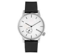 Winston Subs Silver White Uhr KOM-W3002