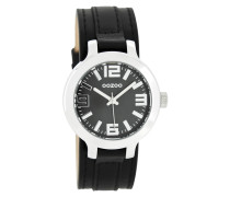 Timepieces Schwarz Uhr C8709