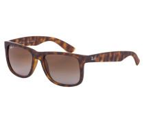 Justin Sonnenbrille Havana Rubber RB4165 865/T5
