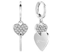Me and You Silver Ohrringe UBE84115
