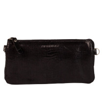 Lizard Mini Bag Schwarz Clutch 871080.10