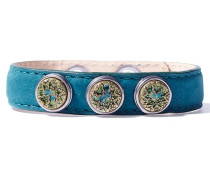 Petite Classic Skinny Forest Green Armband WPCS-9050-82-M