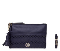 Summer of Love Crossover Tommy Navy Handtasche AW0AW04045413