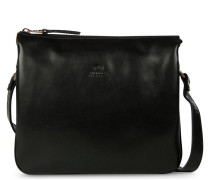 Trend Small Smooth Leather Black Umhängetasche 2620100040001-S