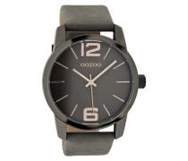 Grau Uhr C9093