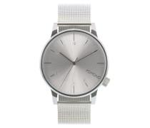 Winston Royale Silver Uhr KOM-W2350