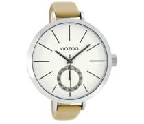 Timepieces Braun/Weiß Uhr C8315 ( mm)