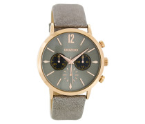 Timepieces Grau Uhr C8520