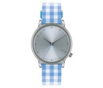 Estelle Vichy Blue Uhr KOM-W2854