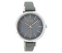 Grau Uhr C9138