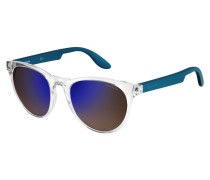 Sonnenbrille Shiny Black/Flash Blue 5033/S