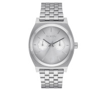 Time Teller Deluxe Silver Uhr A9221920