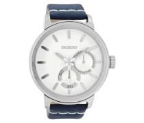 Timepieces Blau/Weiß Uhr C8292 ( mm)