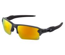 Flack 2.0 Sonnenbrille Matte Grey Smoke OO9188 918810