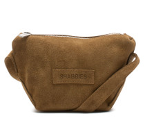 Shabbies Suede Light Brown Umhängetasche 2610200053003-S