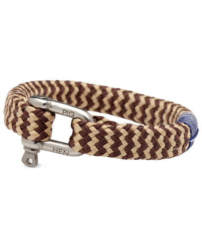 Bombay Barry Brown Gold Armband P09-70203-S (Länge: 15.50-16.00 cm)