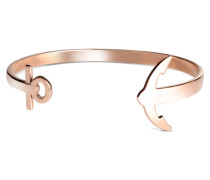ANCUFFS Nautical Rose gold Armreif Armband PH-CU-R-L (19.00 cm)