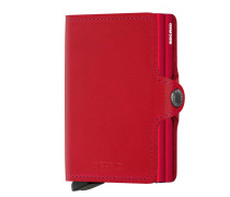 Twinwallet Original Red Portemonnaie TO-Red-Red