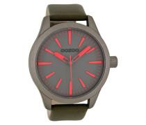 Timepieces Grün/Rosa Uhr C8295 ( mm)