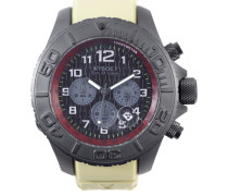 Chrono Stealth Safari Green Uhr KY.ST.-003, Chrono Stealth Black Uhr KY.ST.-003