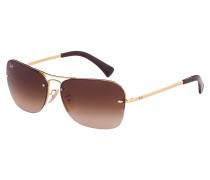 Highstreet Sonnenbrille Gold RB3541 001/13